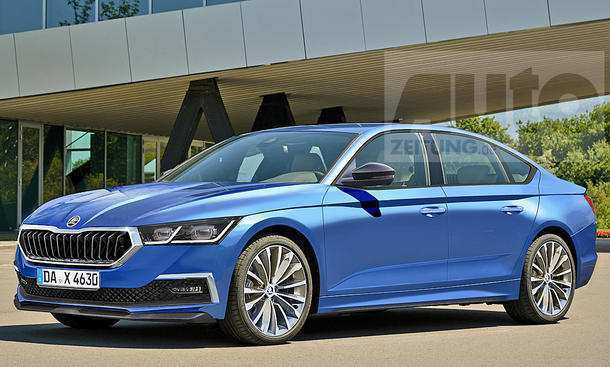 71 All New 2020 New Skoda Superb Release Date