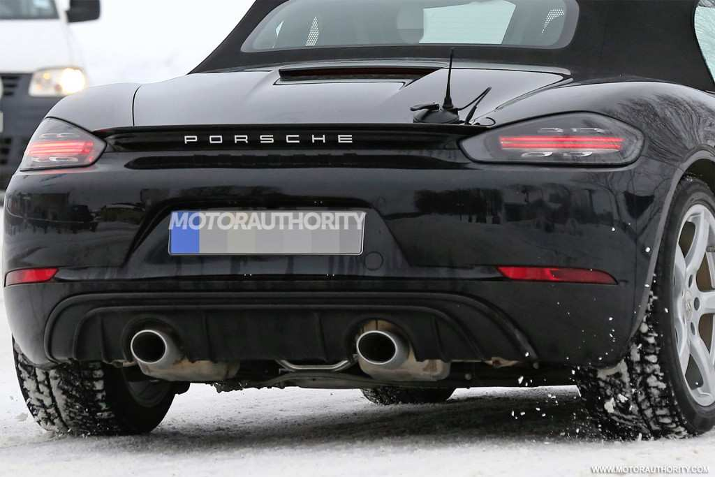71 All New 2020 Porsche Boxster S Exterior And Interior