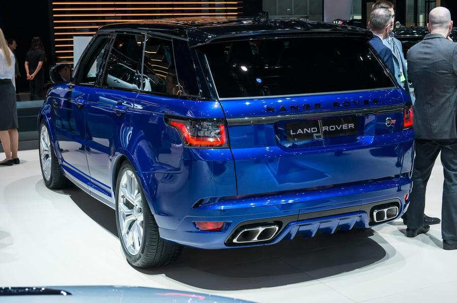 71 All New 2020 Range Rover Sport Release