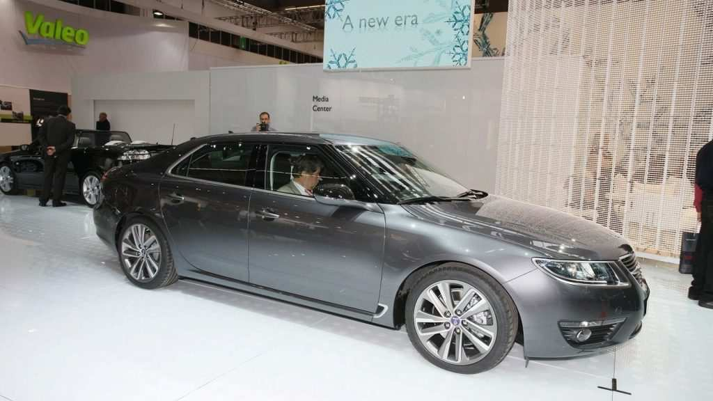 71 All New 2020 Saab 9 5 Redesign And Review