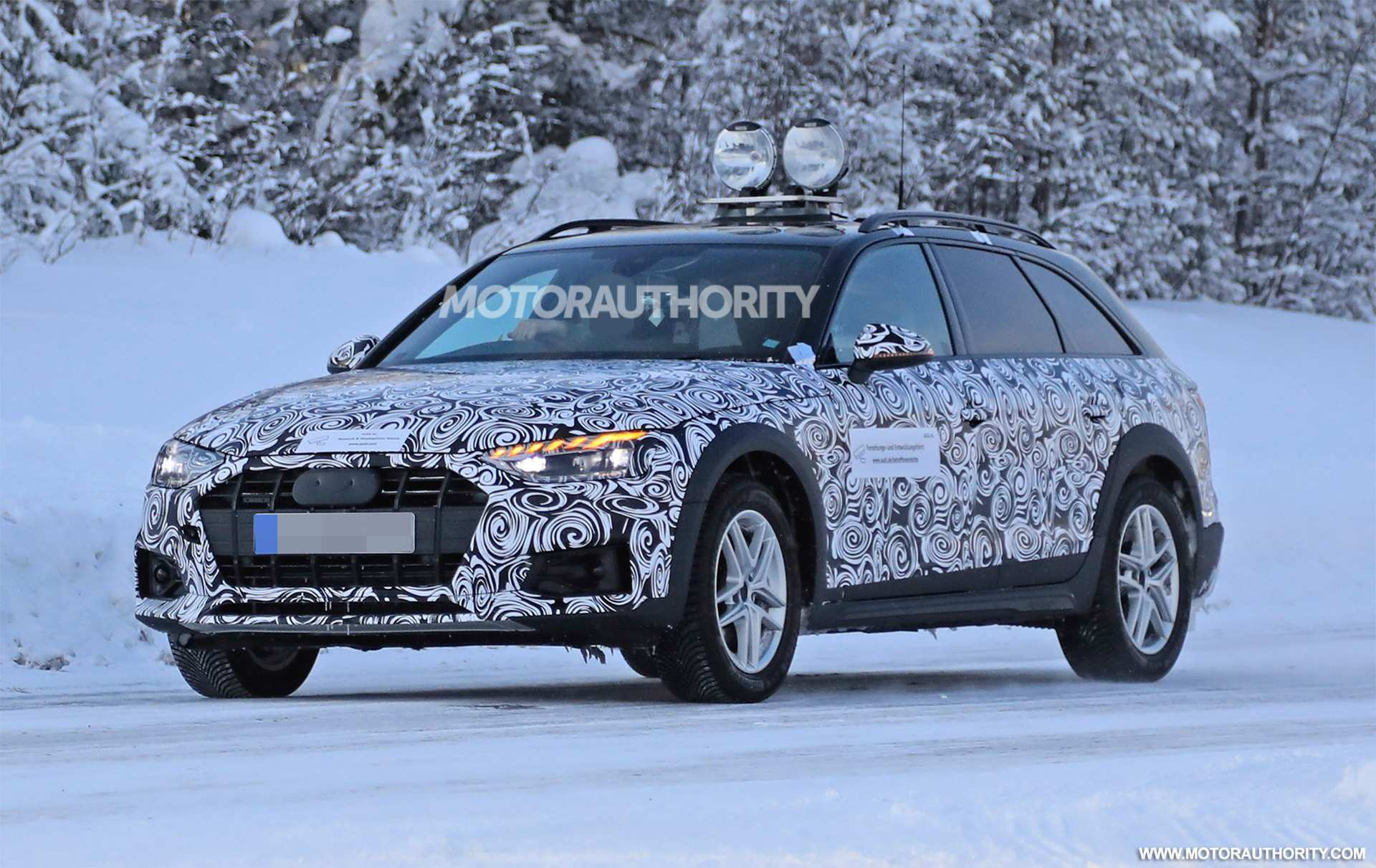 71 All New Audi A4 Allroad 2020 New Review