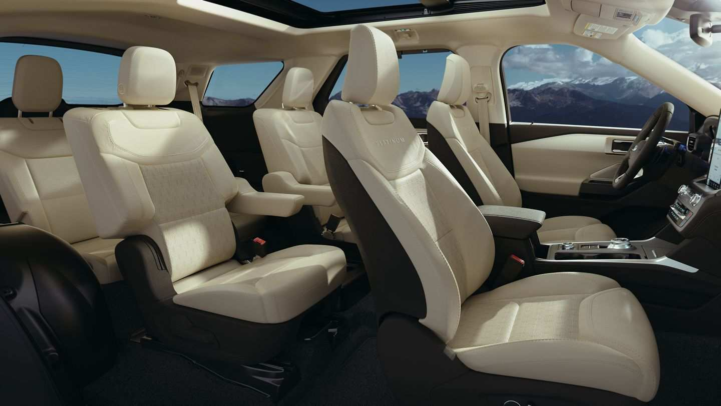 71 All New Ford Explorer 2020 Interior Style