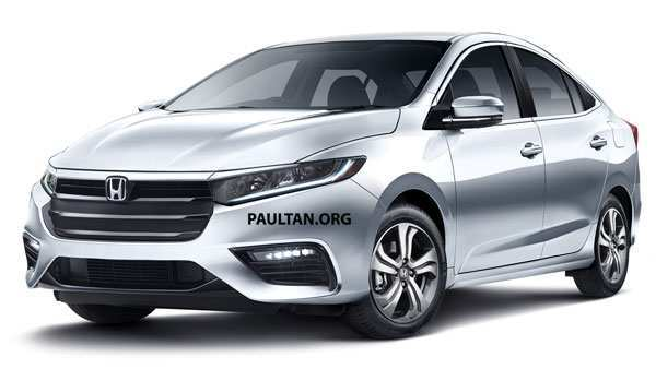 71 All New Honda City 2020 Launch Date In Pakistan Concept