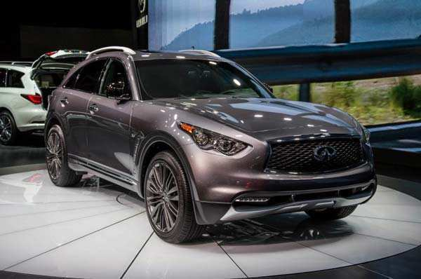 71 All New Infiniti Fx35 2020 Exterior And Interior