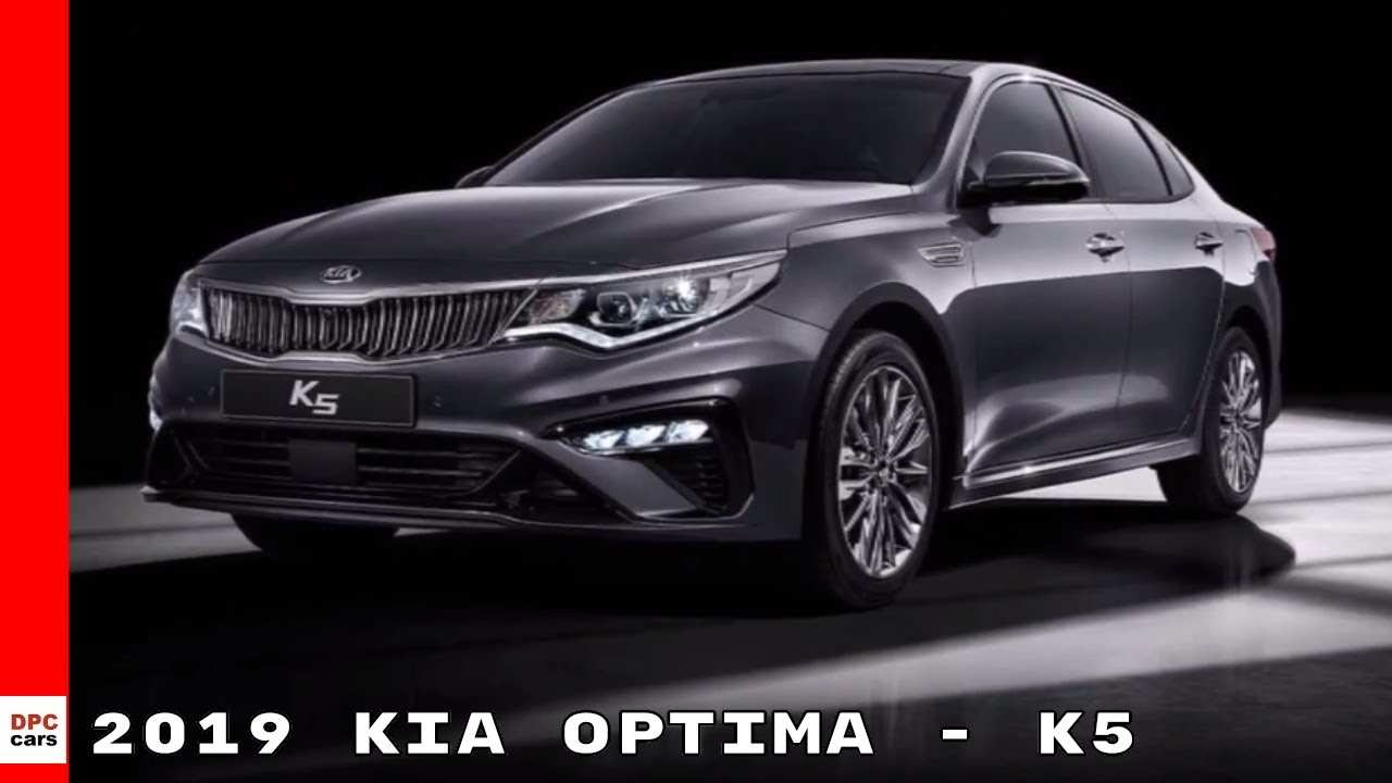 71 All New Kia K5 2019 Engine