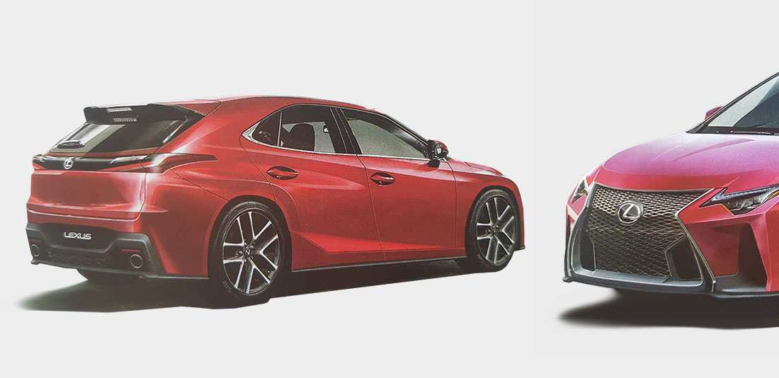 71 All New Lexus Ct 2019 Photos