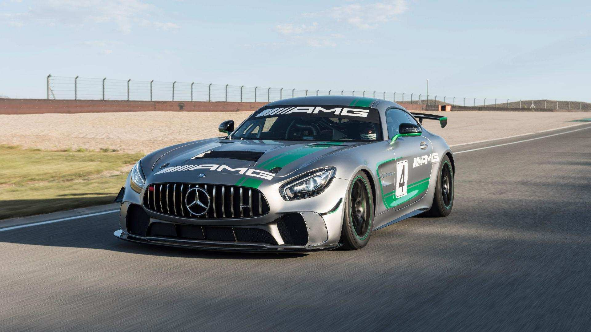 71 All New Mercedes 2019 Amg Gt4 Exterior