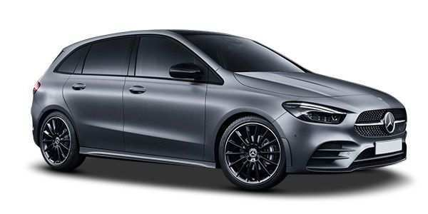 71 All New Mercedes B Class 2019 Review And Release Date