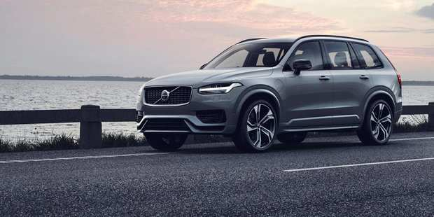71 All New Volvo Xc90 Facelift 2019 Model