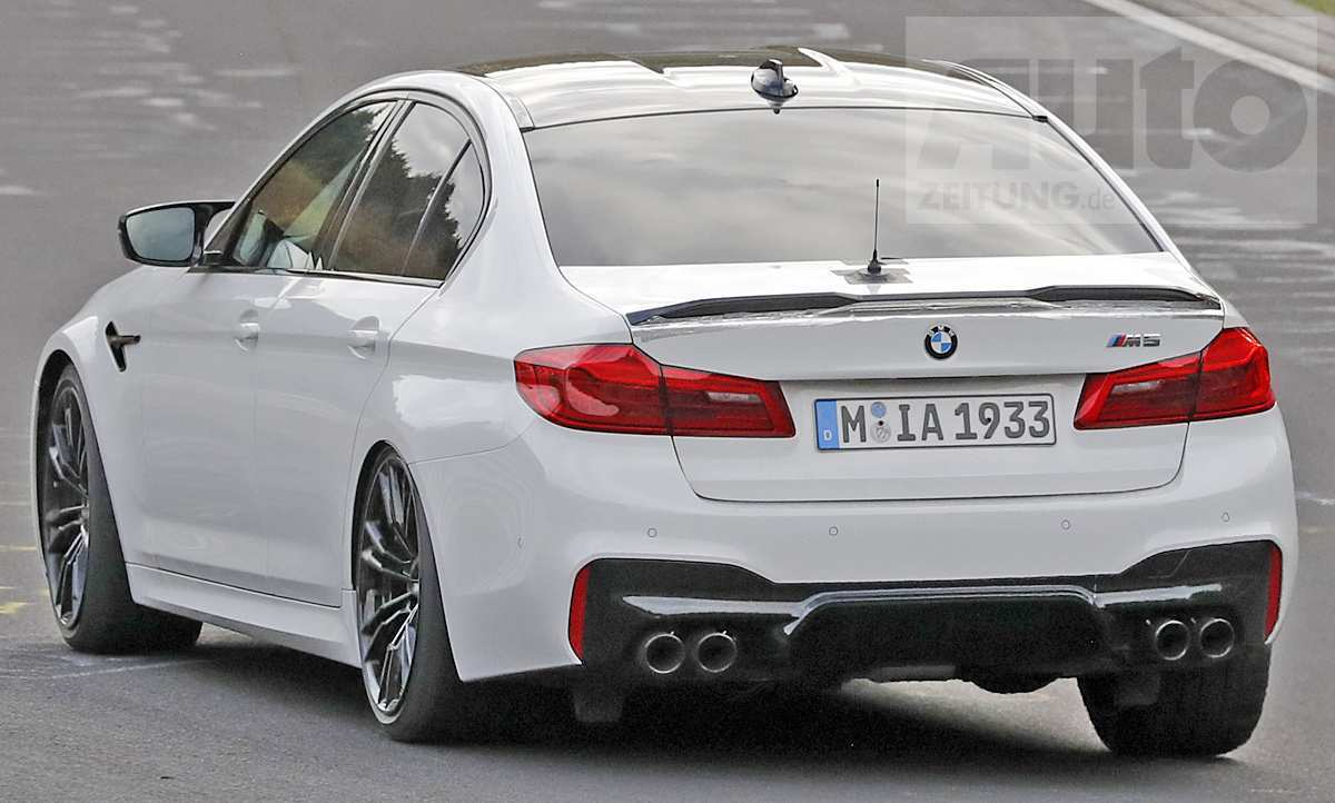 71 Best 2019 BMW M5 Redesign And Review
