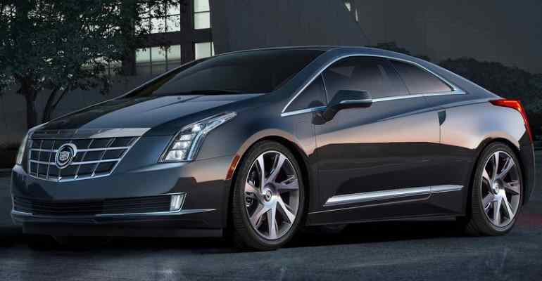 71 Best 2019 Cadillac ELR Redesign