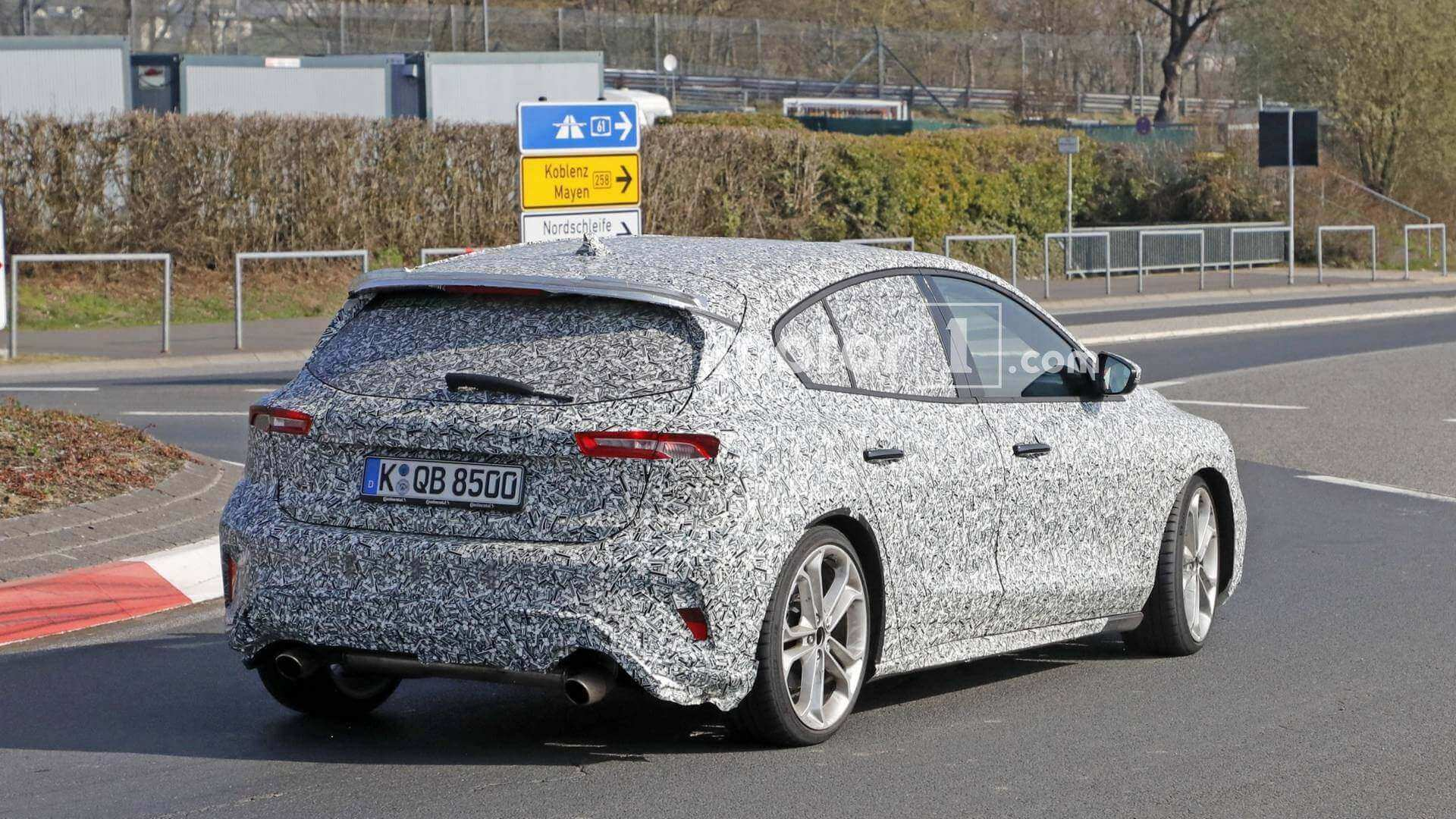 71 Best 2019 Ford Focus Rs St Research New