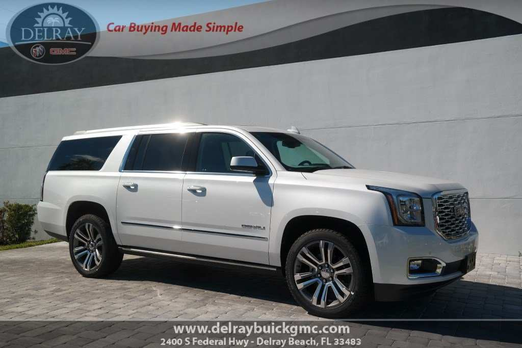 71 Best 2019 GMC Yukon XL Concept And Review