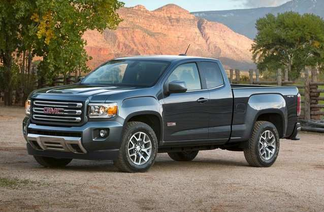 71 Best 2019 Gmc Canyon Diesel Spy Shoot
