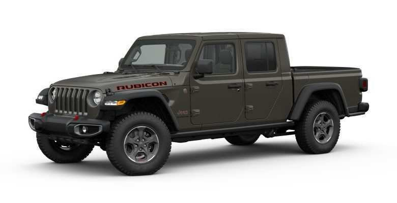 71 Best 2019 Jeep Jl Colors Release Date And Concept
