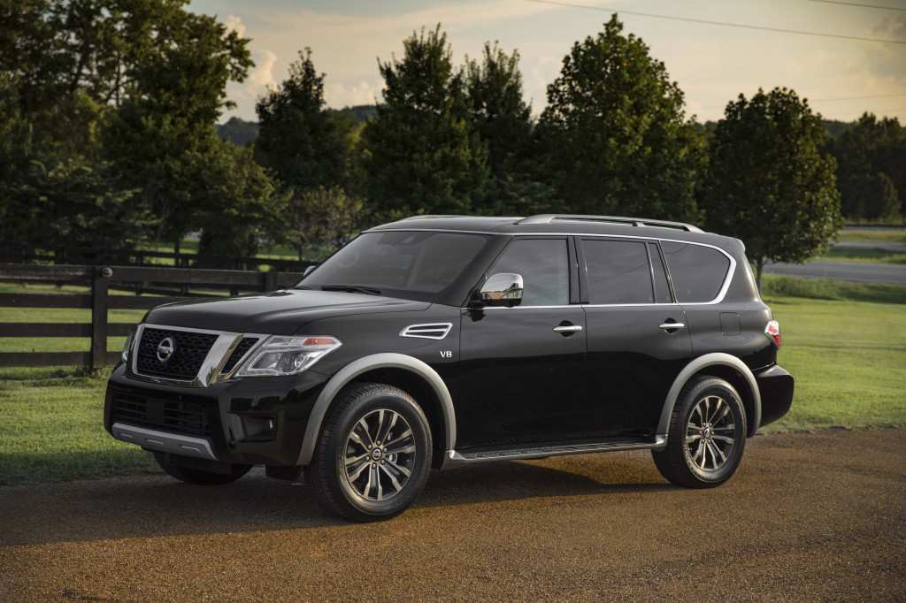 71 Best 2019 Nissan Armada Overview