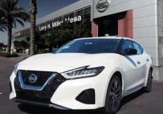 2019 Nissan Maxima Detailed