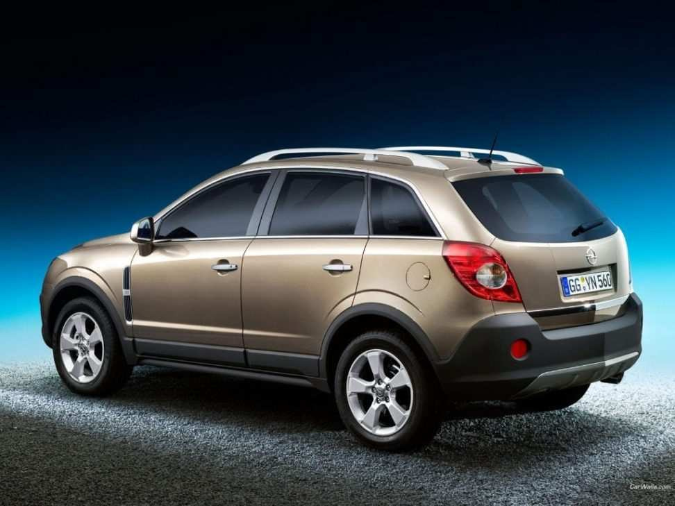 71 Best 2019 Opel Antara Picture