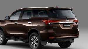 71 Best 2019 Toyota Fortuner Redesign And Concept
