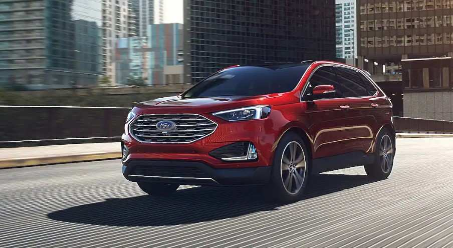 71 Best 2020 Ford Edge New Design Release Date