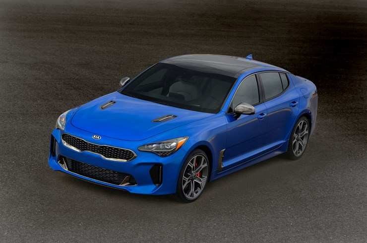 71 Best 2020 Kia Gt Coupe Picture