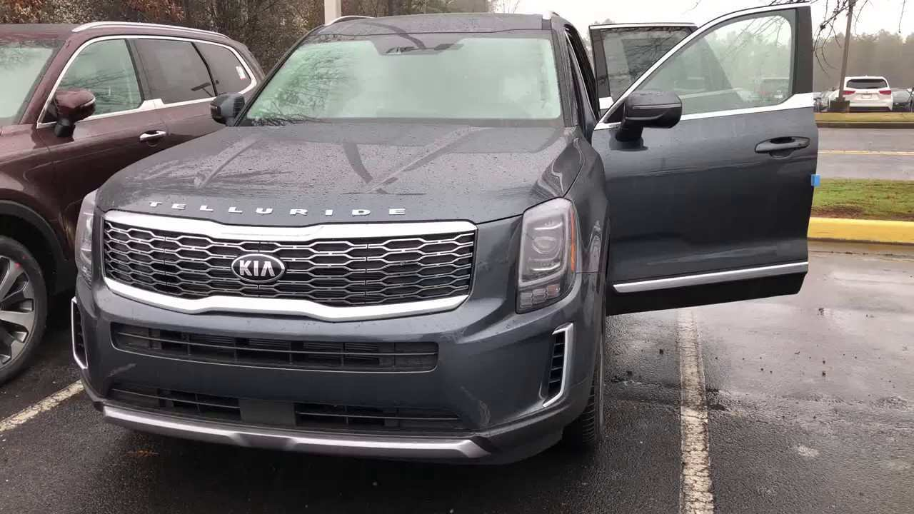 71 Best 2020 Kia Telluride Ex Review And Release Date