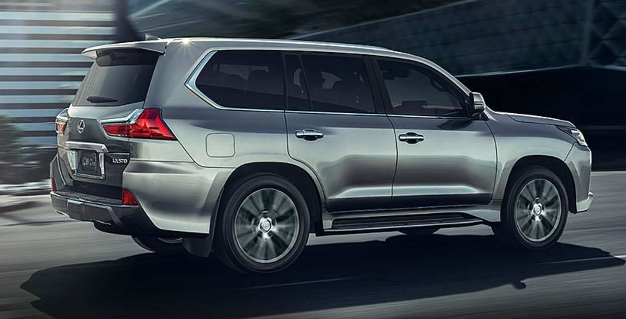 71 Best 2020 Lexus LX 570 New Model And Performance