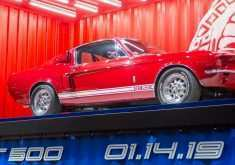 2020 Mustang Shelby Gt350