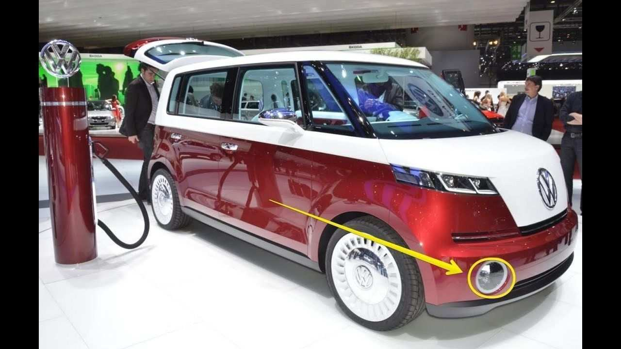 71 Best 2020 VW Transporter Redesign And Concept