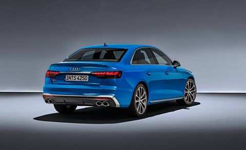 2020 Audi S4 Review.71 Best Audi S4 2020 New Concept Review Cars 2020