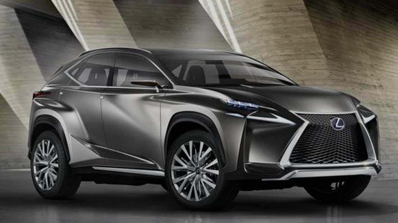 71 Best Lexus Rx Facelift 2019 Configurations