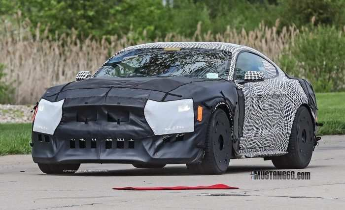 71 Best Spy Shots Ford Mustang Svt Gt 500 Images