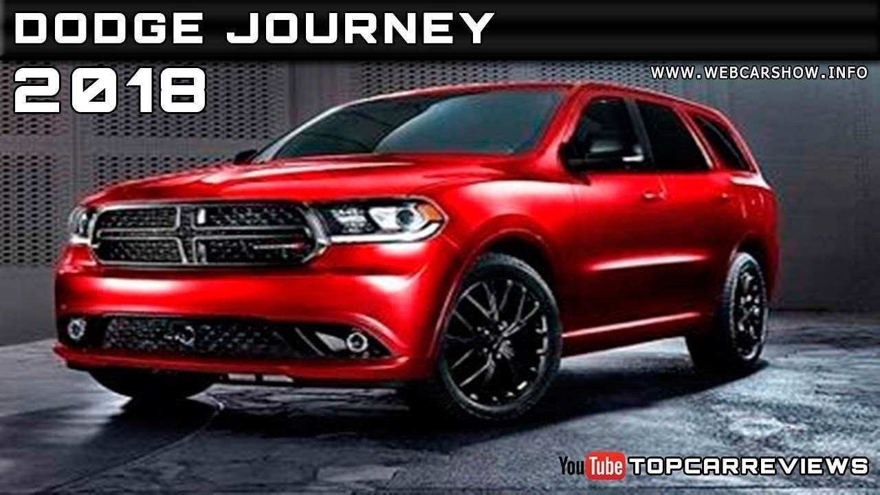 71 New 2019 Dodge Journey Srt Redesign And Concept