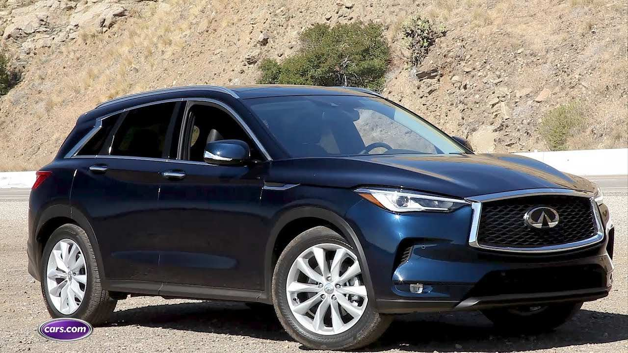 71 New 2019 Infiniti Qx50 First Drive Redesign And Concept