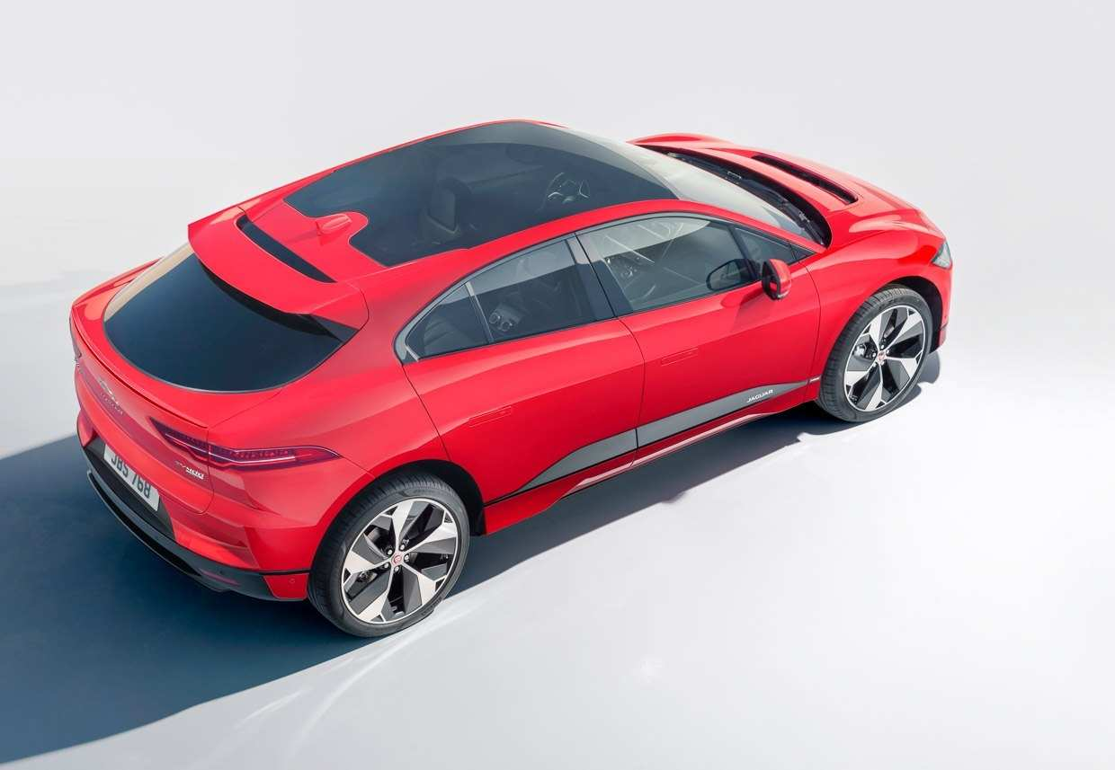 71 New 2019 Jaguar I Pace Release Date First Drive