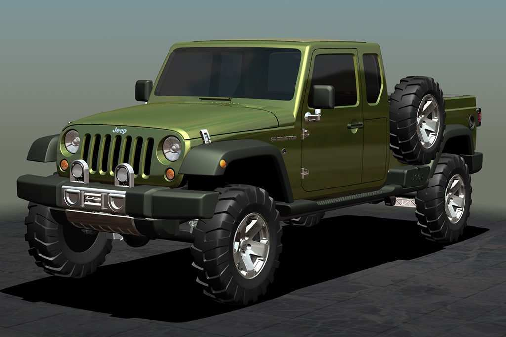 71 New 2019 Jeep Comanche New Concept