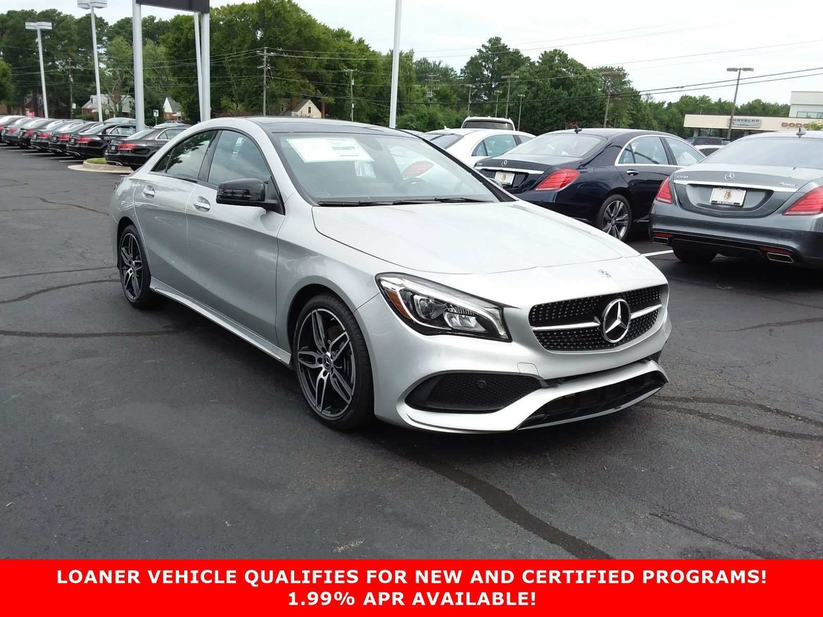 71 New 2019 Mercedes CLA 250 Release