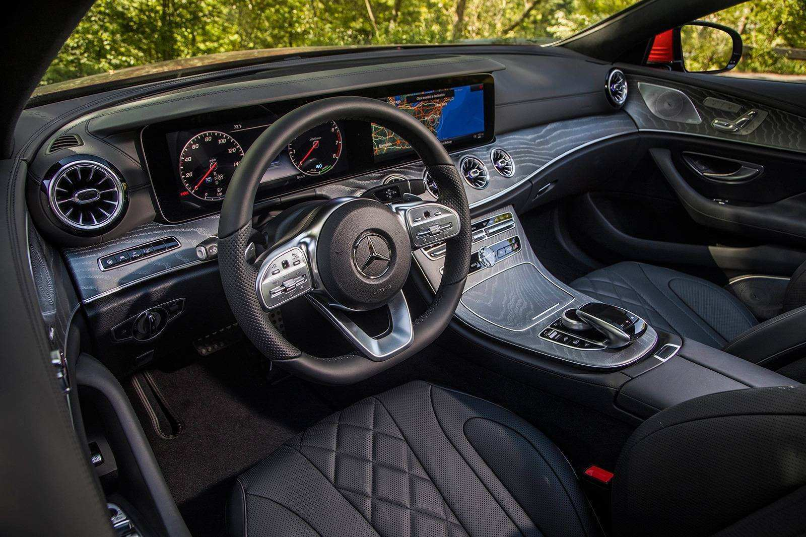 71 New 2019 Mercedes Cls Class Price Design And Review