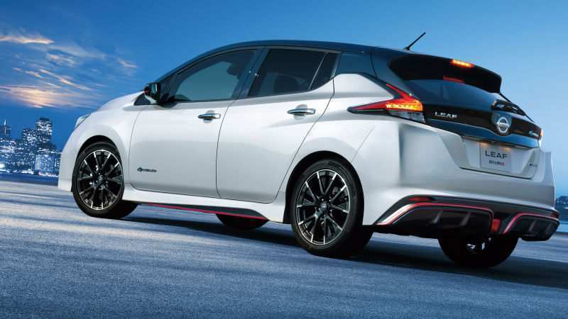 71 New 2019 Nissan Leaf Pictures