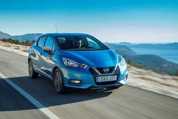 71 New 2019 Nissan Micra New Concept