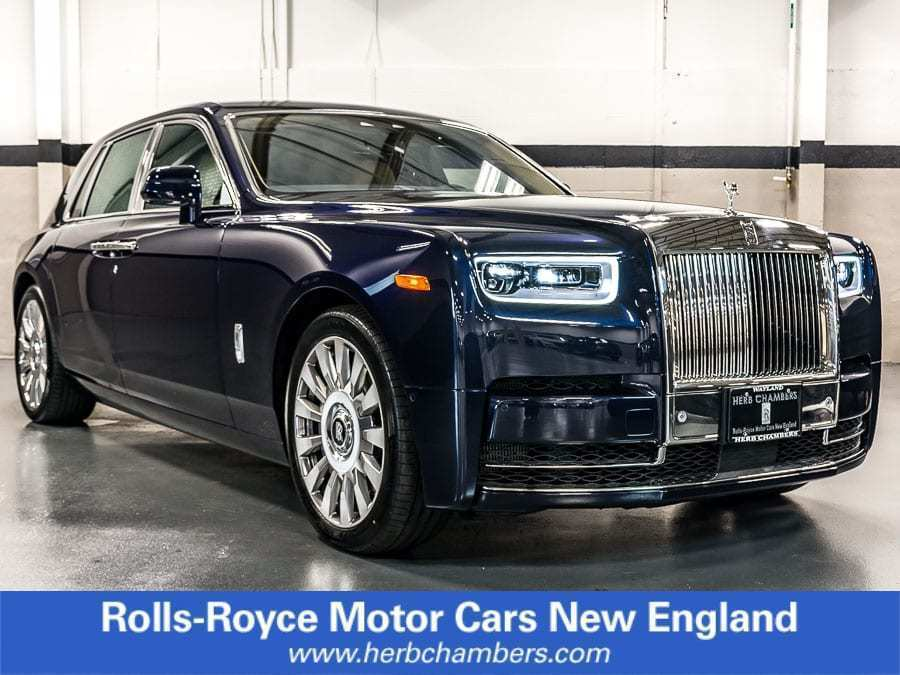 71 New 2019 Rolls Royce Phantoms Release Date And Concept