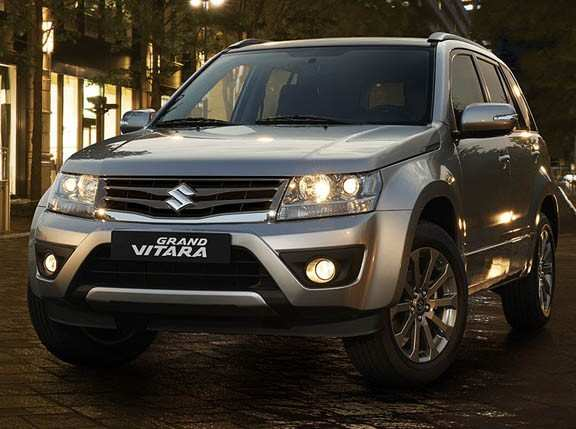 71 New 2019 Suzuki Grand Vitara Interior