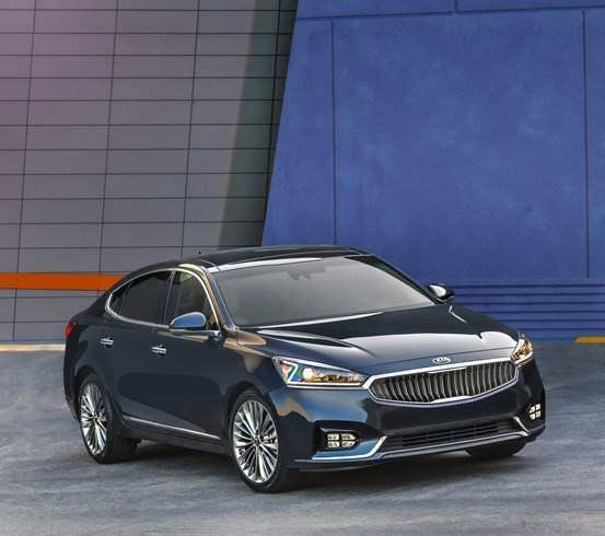 71 New 2020 All Kia Cadenza Exterior