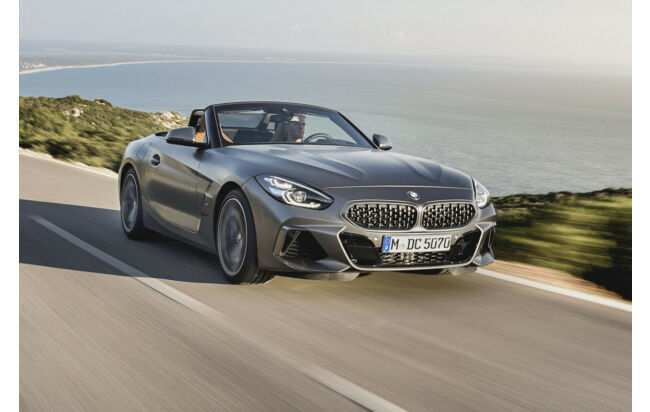 71 New 2020 BMW Z4 M Roadster Specs