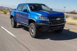 71 New 2020 Chevrolet Colorado Z72 Pricing