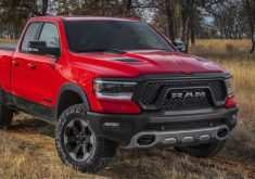 2020 Dodge Diesel Engine