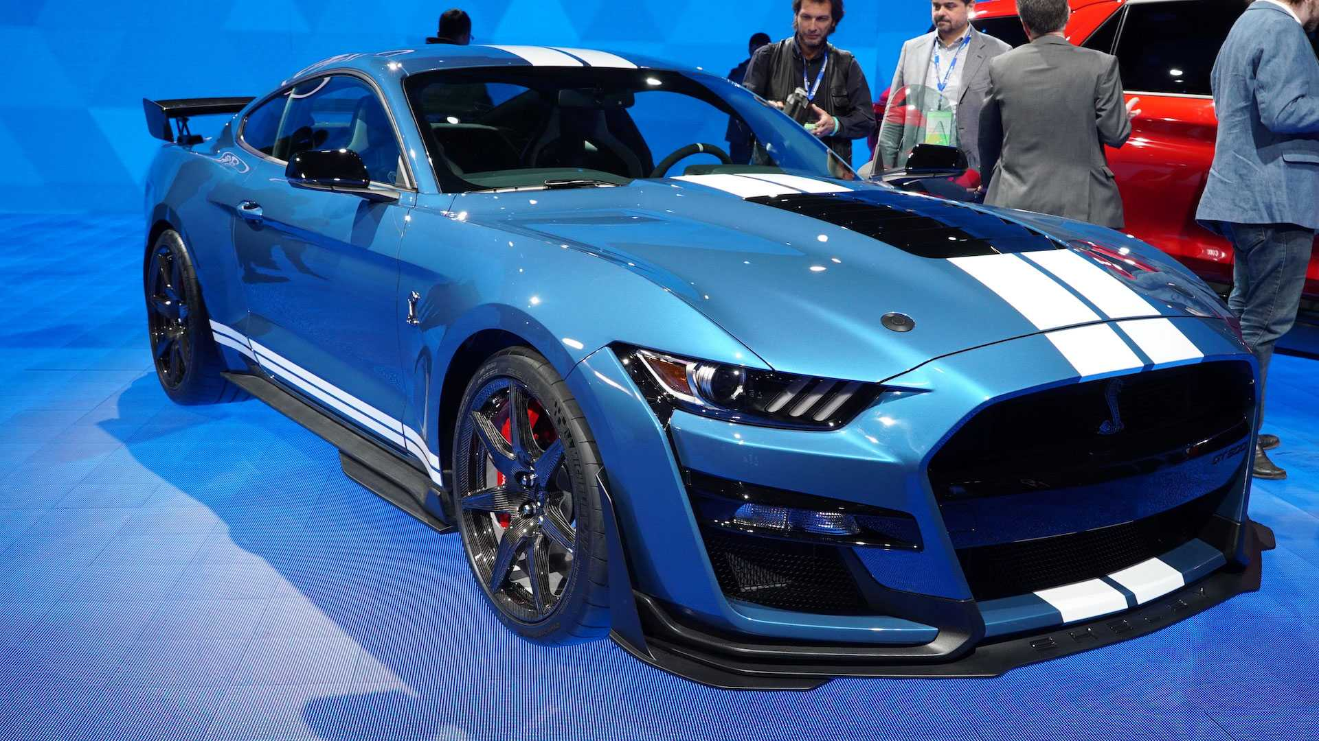 71 New 2020 Ford GT500 Redesign And Review