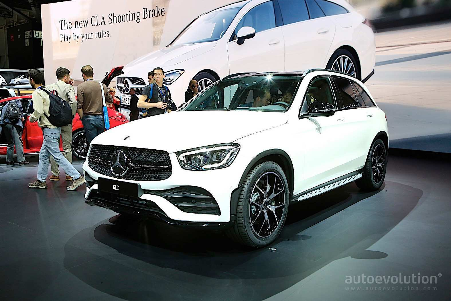 71 New 2020 Mercedes Glc History