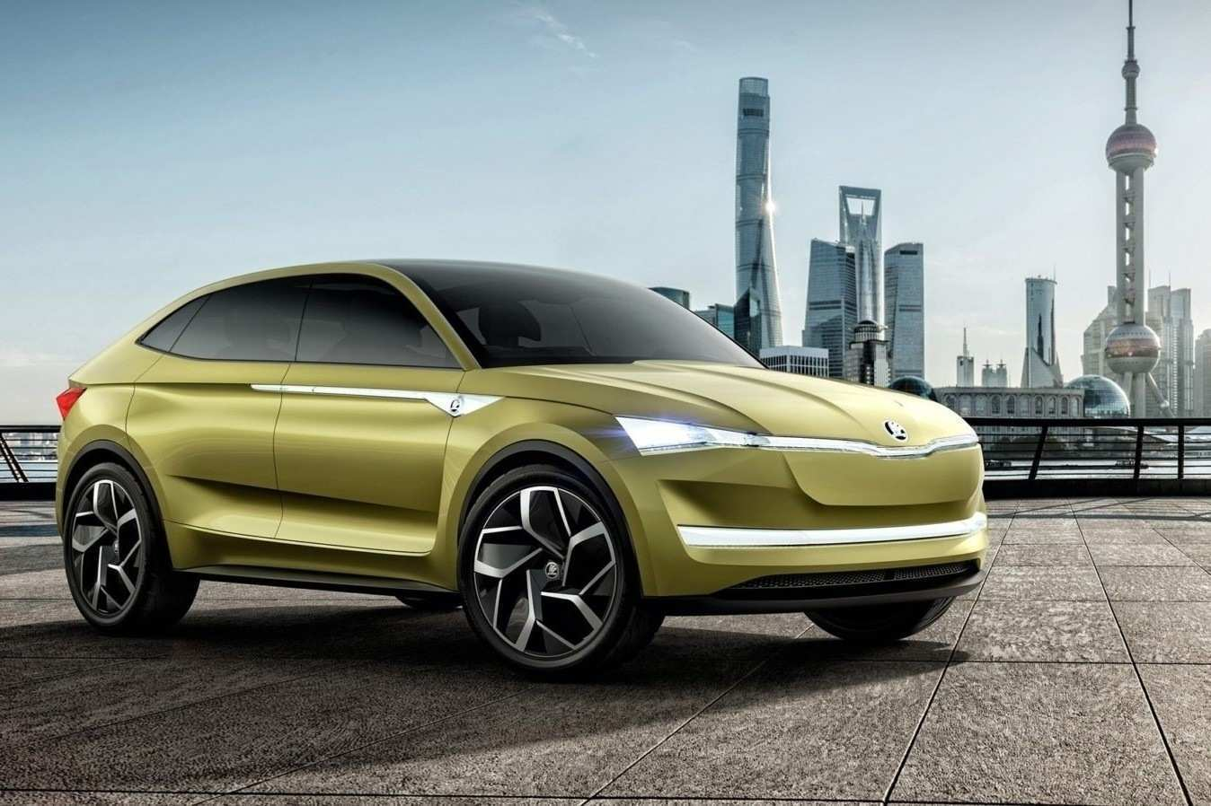71 New 2020 Skoda Snowman Full Preview Images