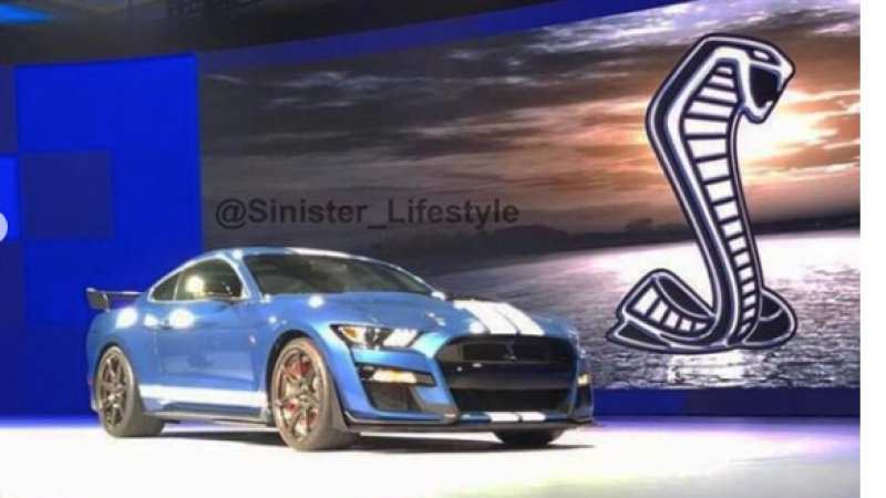 71 New Ford Shelby 2020 Gt500 Engine